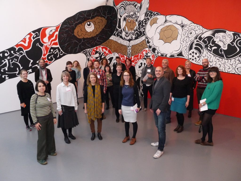 Culture for cities and regions: Study visit Dundee
