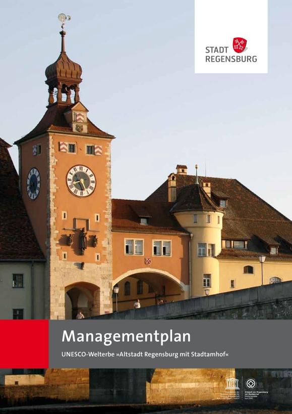 Regensburg World Heritage Mangement plan