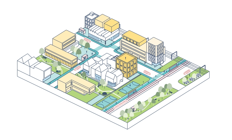 "Expert for the URBACT III network ""sub>urban: Reinventing the Fringe"""