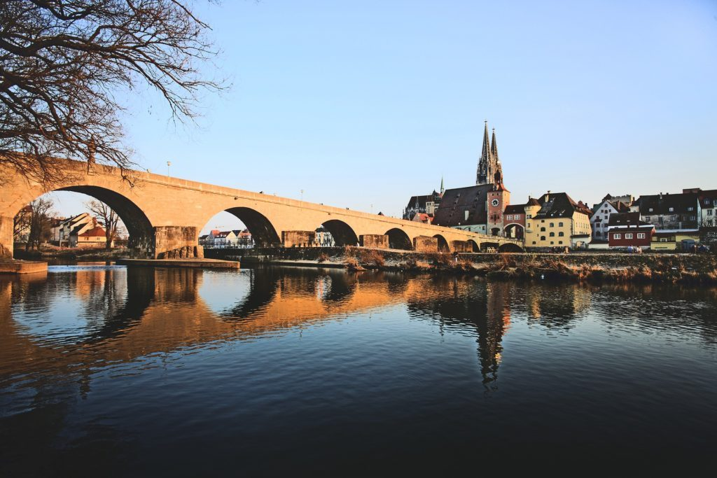 Regensburg - World heritage management plan