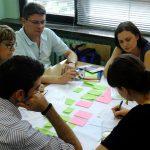 Urbact Krakau Summer University - co-production process
