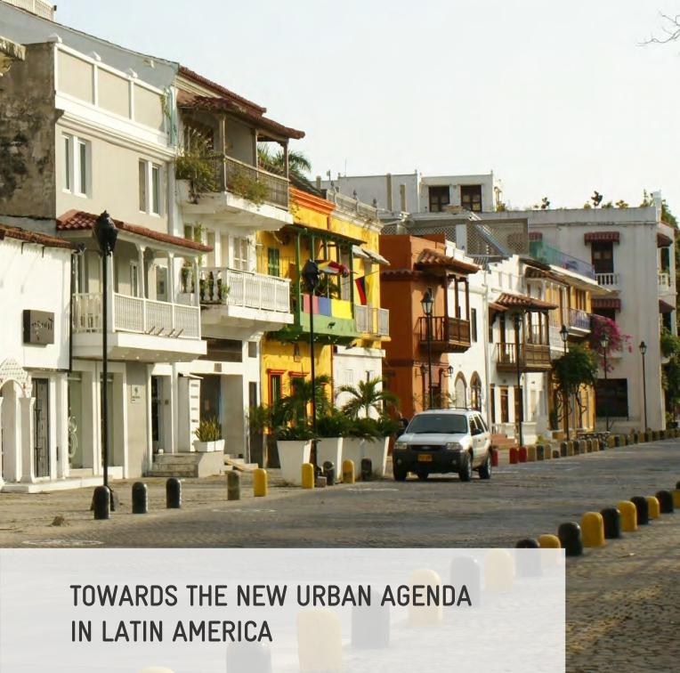 Study: Urban Agenda in Latin America
